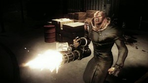 Resident Evil Raccoon City - Nemesis