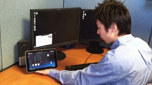 Cloudpaging für Tablets nutzt lokale PCs