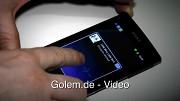 Sony Walkman Z - Hands on
