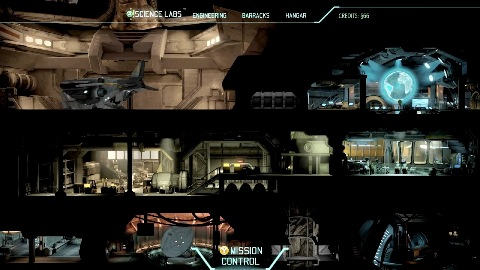 Xcom Enemy Unknown - Trailer (Deep Dive 1)