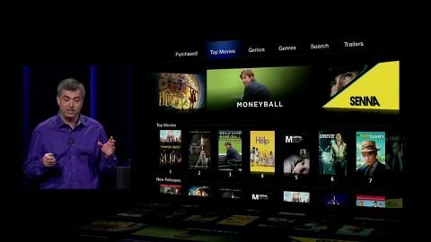 Apple TV - Präsentation