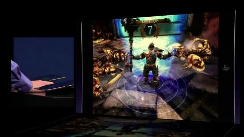 Epic Games zeigt Infinity Blade Dungeons