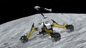 Sherpa - Rover zur Planeten-Erkundung
