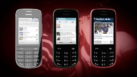 Nokia Asha 203 - Trailer