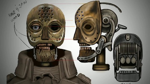 Bioshock Infinite - Motorized Patriot