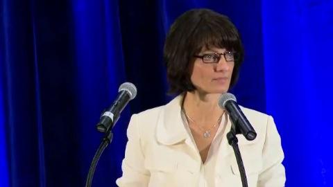 Darpa-Chefin Regina Dugan über Cybersicherheit