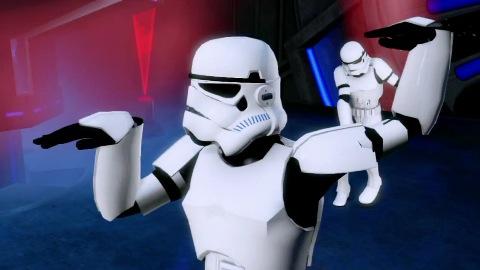 Kinect Star Wars - alle Spielmodi vorgestellt