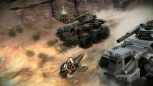 Starhawk - Trailer (Gameplay, Fahrzeuge)