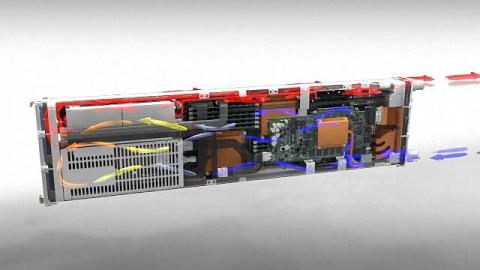 Hardcore LSS 200 - Blades mit Ölkühlung