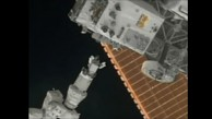 Dextre - der Weltraumoboter tankt (Tag 1)