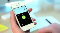 iPhone-Taschenrechner mit Gestenerkennung