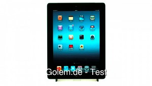 iPad (3. Generation) - Test