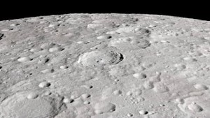 Flug über den Mond - Nasa