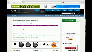 Pseudo Class Lock in Firefox 13