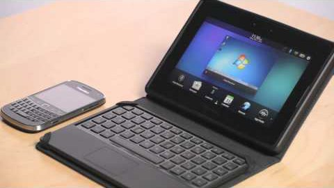 Blackberry Mini Keyboard - Trailer