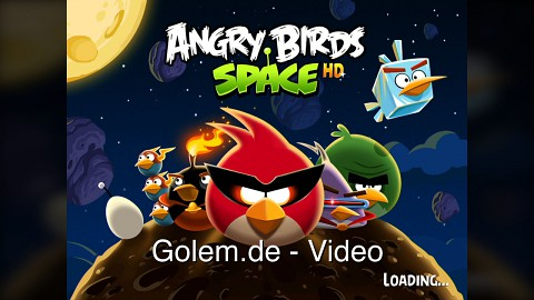Angry Birds Space - Angespielt