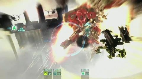 Armored Core 5 - Trailer (Launch)