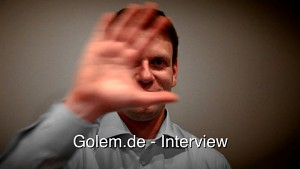 Kinect für Windows - Interview mit G. Logemann