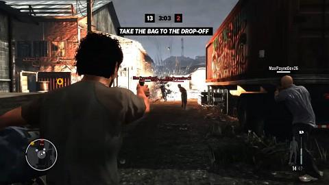 Max Payne 3 - Trailer (Multiplayer-Gameplay)
