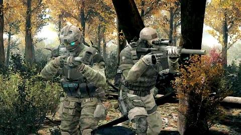 Ghost Recon Future Soldier - Gameplay (Koop)