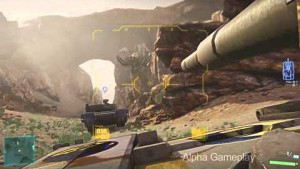 Planetside 2 - Gameplay (Alpha)