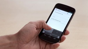 Gmail Tap - neues Keyboard mit nur zwei Tasten