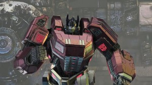 Transformers Untergang von Cybertron - Making-of