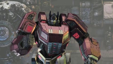 Transformers Untergang von Cybertron - Making-of
