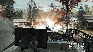 Ghost Recon Future Soldier - Gameplay (Guerilla)