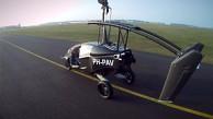 Pal-V One Flugauto - erster Flug