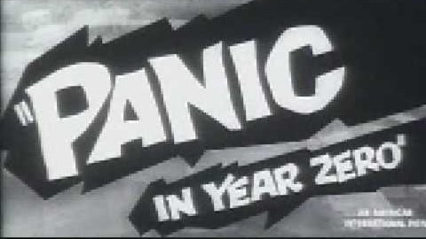 Panic in Year Zero - Kinotrailer