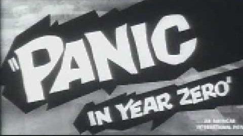 Panic in Year Zero - Kinotrailer