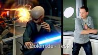 Kinect Star Wars - Test