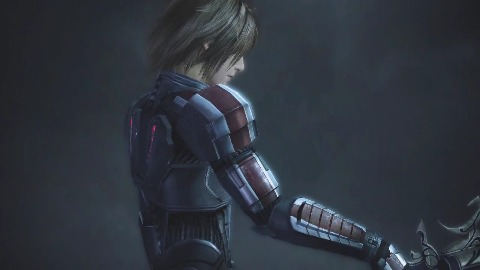 Final Fantasy 13-2 - Mass-Effect-Rüstung (DLC)