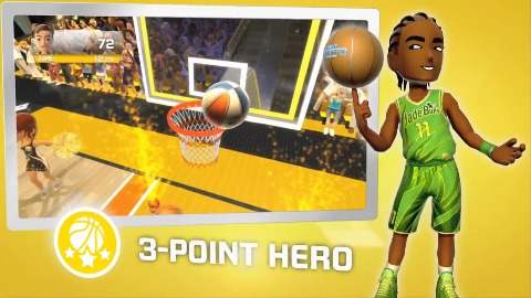 Kinect Sports Season 2 - Basketball (DLC)