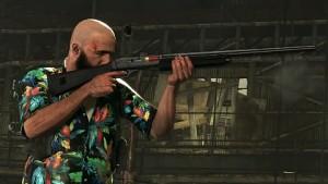 Max Payne 3 - Trailer (Schrotflinten)