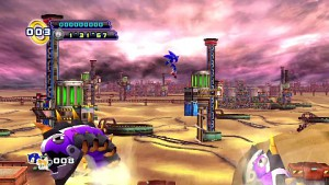 Sonic 4 Episode 2 - Trailer (Gameplay)