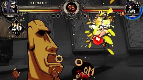 Skullgirls - Trailer (XBLA, PSN)