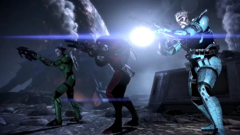 Mass Effect 3 - Trailer (Resurgence-DLC)