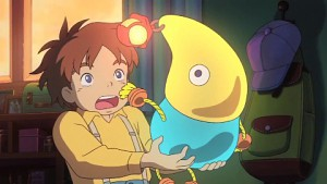 Ni No Kuni - Trailer (Cinematic und Gameplay)