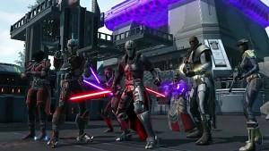 Star Wars The Old Republic - Kriegsgebiet Novare-Küste