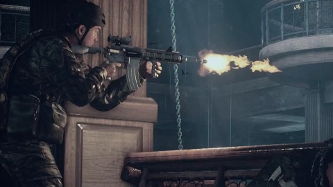 Medal of Honor Warfighter - Trailer (Gameplay)