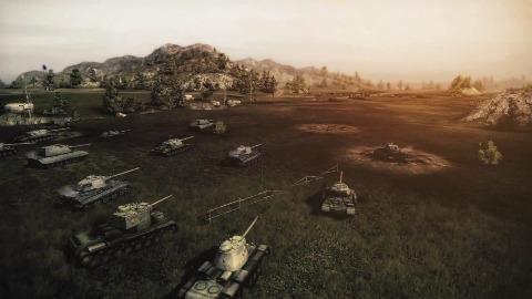 World of Tanks - 24 Mio. Spieler im ersten Jahr