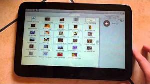Plasma Active File Browser - Trailer