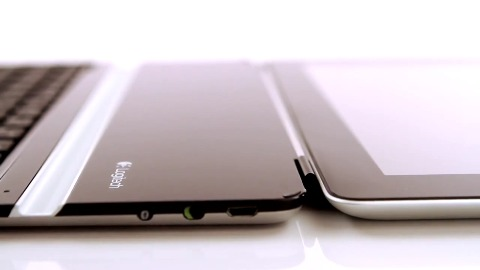 Logitech Ultrathin Keyboard Cover - Trailer