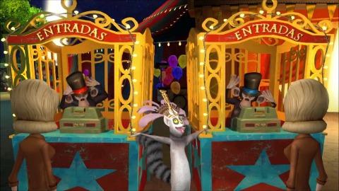 Madagascar 3 Das Videospiel - Trailer (Debut)