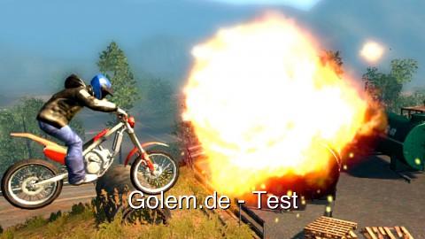 Trials Evolution - Test
