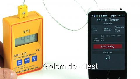 HTC One X - Test