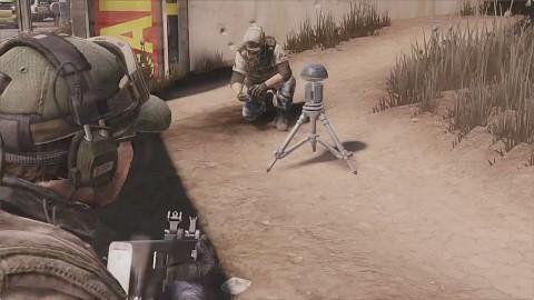Ghost Recon Future Soldier - Beta-Tutorial
