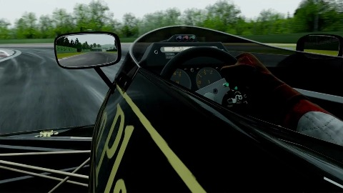 Project Cars - Trailer (Lotus F1, DirectX 11)